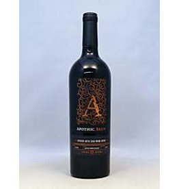 APOTHIC BREW RED BLEND .750L