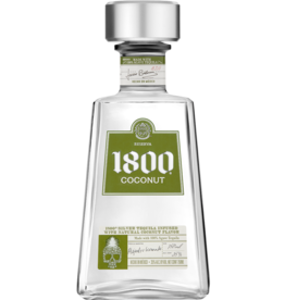 1800 COCONUT TEQUILA .750L