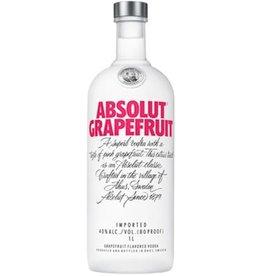 ABSOLUT GRAPEFRUIT VODKA .750L