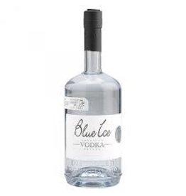 BLUE ICE VODKA .750L