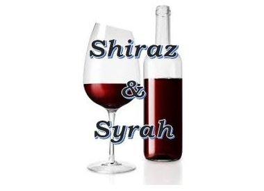 SHIRAZ & SYRAH