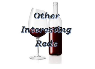OTHER INTERESTING REDS