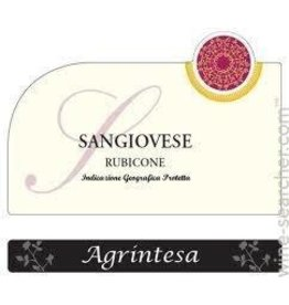 AGRINTESA SANGIOVESE RUBICONE .750L