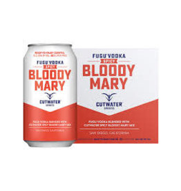 CUTWATER SPICY BLOODY MARY 12 OZ CAN 4-PACK