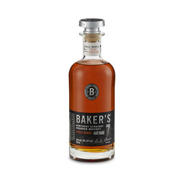 BAKERS 7 YEAR SINGLE BARREL BOURBON .750L