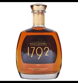 1792 RIDGEMONT RESERVE BOURBON SINGLE BARREL .750L