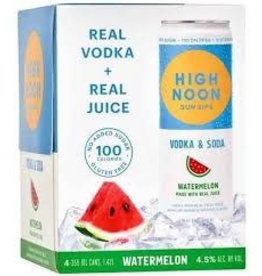 HIGH NOON WATERMELON 4-PACK