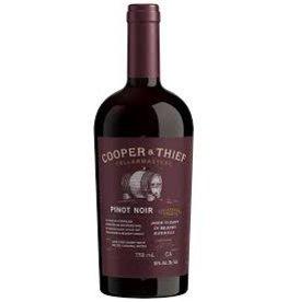COOPER & THEIF BOURBON BARREL PINOT NOIR .750L