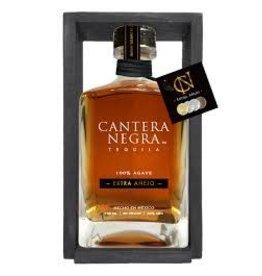 CANTERA NEGRA EXTRA ANEJO TEQUILA .750L