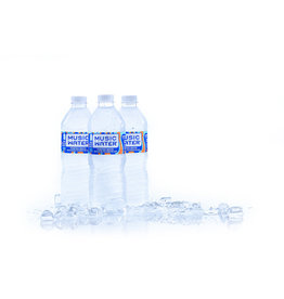 MUSIC WATER CASE 24-PACK