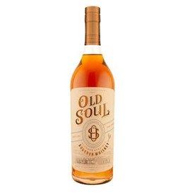OLD SOUL BOURBON .750L