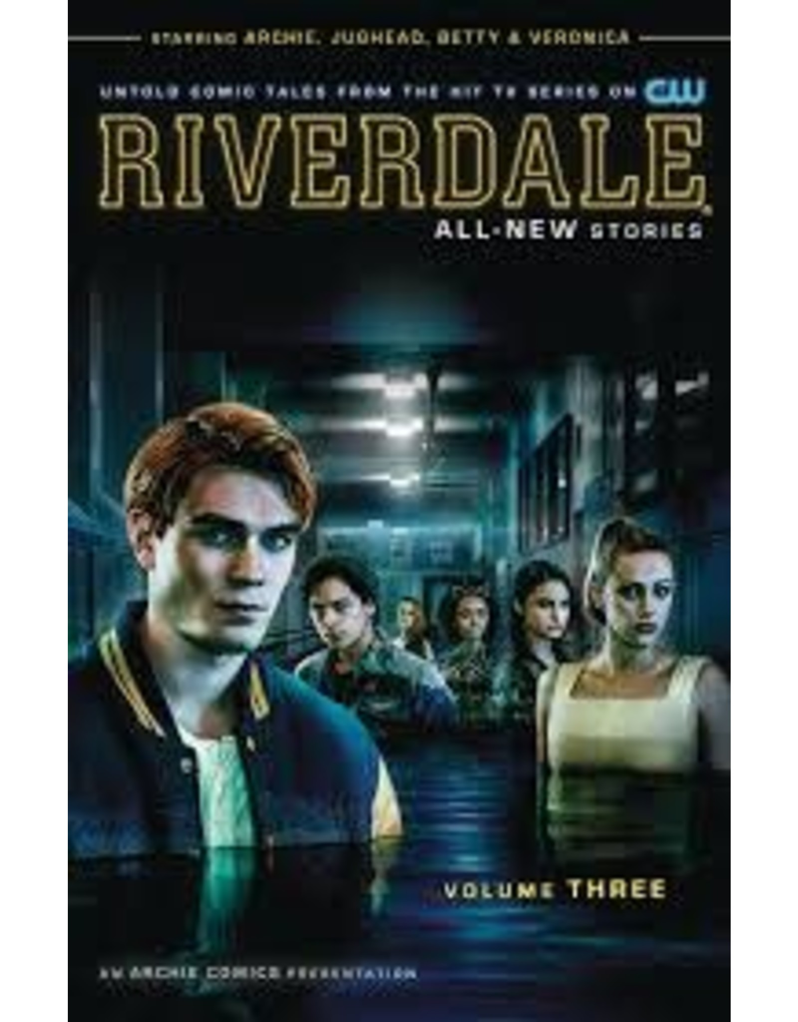 ARCHIE COMIC PUBLICATIONS RIVERDALE TP VOL 03