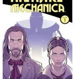 AFTERSHOCK COMICS MONSTRO MECHANICA TP VOL 01