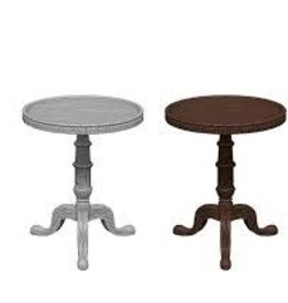 WIZKIDS DEEP CUTS SMALL ROUND TABLES MINI