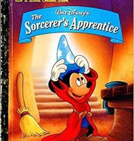 GOLDEN BOOKS SORCERERS APPRENTICE LITTLE GOLDEN BOOK