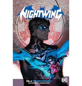 DC COMICS NIGHTWING TP VOL 06 THE UNTOUCHABLE