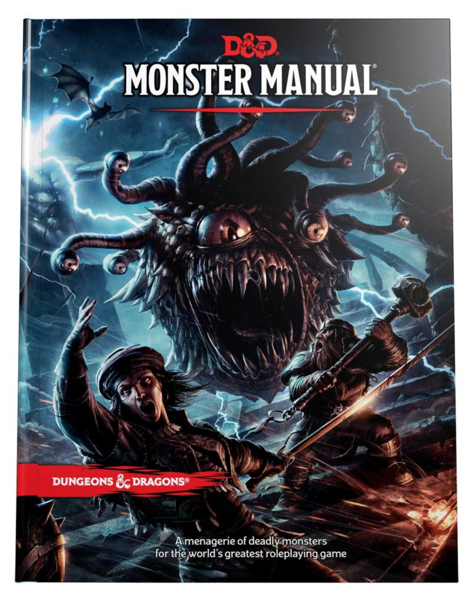 WIZARDS OF THE COAST DUNGEONS & DRAGONS RPG 5TH ED/NEXT MONSTER MANUAL