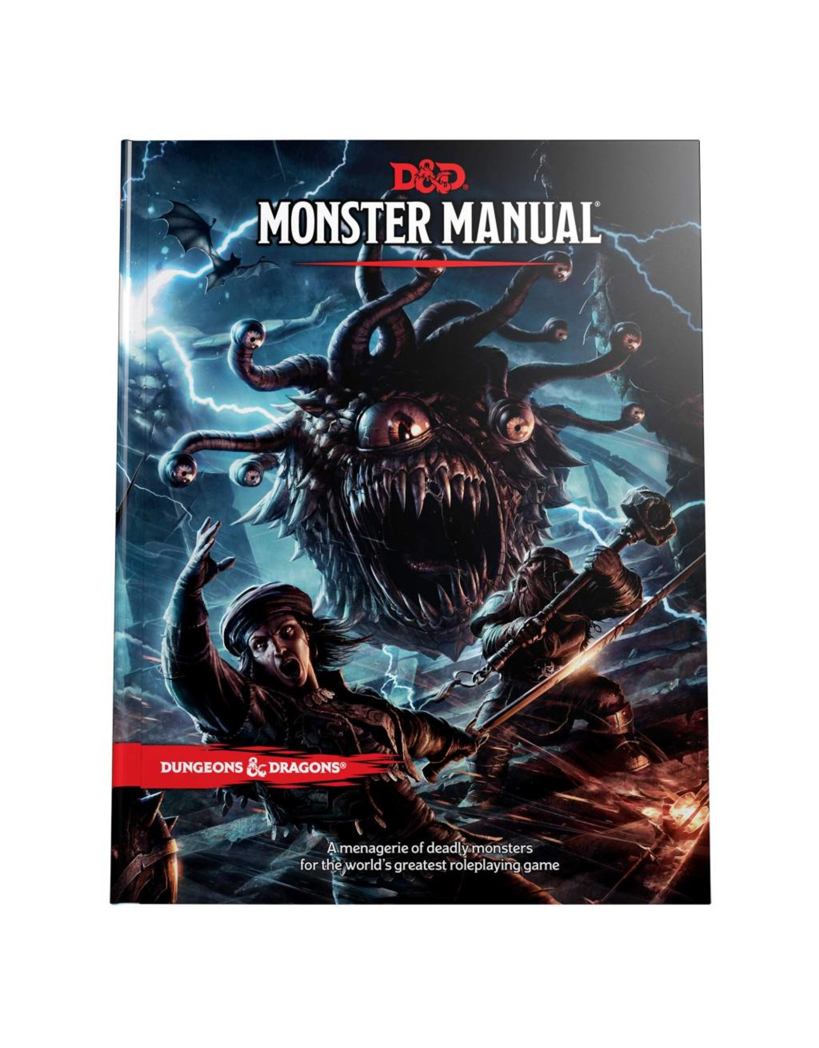 WIZARDS OF THE COAST DUNGEONS & DRAGONS 5TH EDITION MONSTER MANUAL