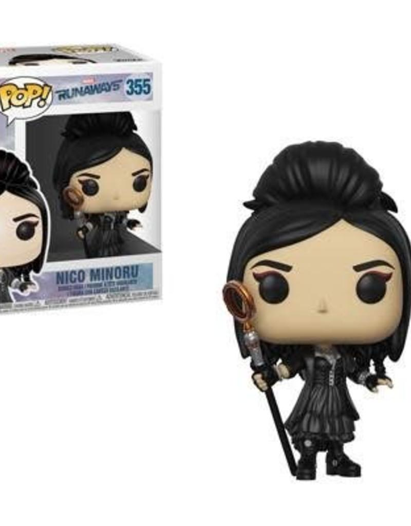 FUNKO POP MARVEL RUNAWAYS NICO MINORU