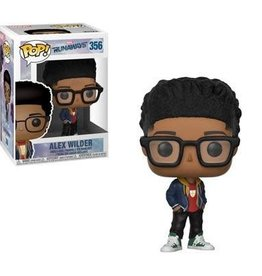 FUNKO POP MARVEL RUNAWAYS ALEX WILDER