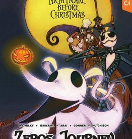 TOKYOPOP DISNEY MANGA NIGHTMARE CHRISTMAS ZEROS JOURNEY TP VOL 01