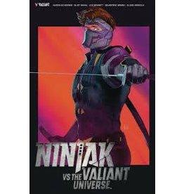 VALIANT ENTERTAINMENT LLC NINJAK VS THE VALIANT UNIVERSE TP