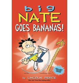 AMP! COMICS FOR KIDS BIG NATE GOES BANANAS TP