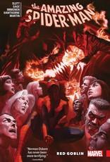 MARVEL COMICS AMAZING SPIDER-MAN HC RED GOBLIN