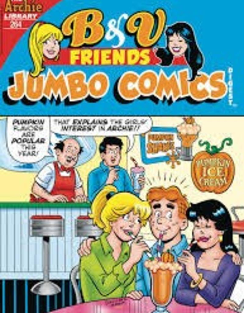 ARCHIE COMIC PUBLICATIONS B & V FRIENDS JUMBO COMICS DIGEST #264
