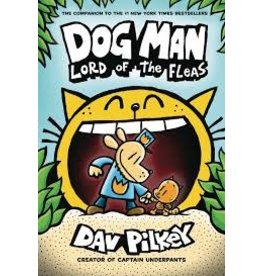 GRAPHIX DOG MAN GN VOL 05 LORD OF FLEAS
