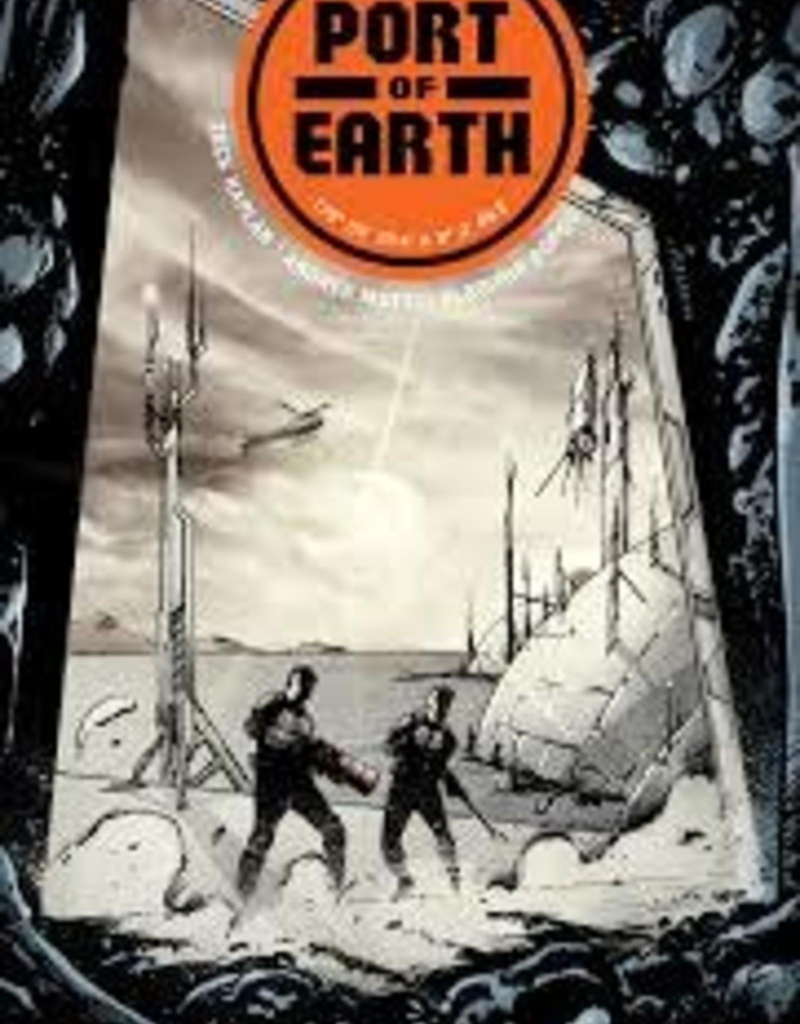 IMAGE COMICS PORT OF EARTH TP VOL 02