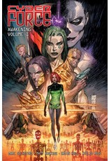 IMAGE COMICS CYBER FORCE AWAKENING TP VOL 01