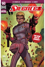 DC COMICS SILENCER TP VOL 01 CODE OF SILENCE