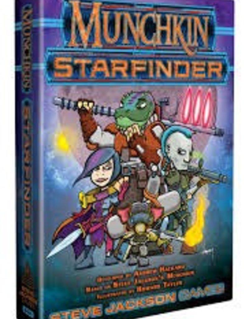 STEVE JACKSON GAMES MUNCHKIN STARFINDER