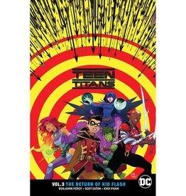 DC COMICS TEEN TITANS TP VOL 03 THE RETURN OF KID FLASH REBIRTH