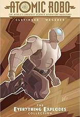 IDW PUBLISHING ATOMIC ROBO TP EVERYTHING EXPLODES COLLECTION