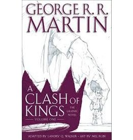 BANTAM / SPECTRA GEORGE RR MARTINS CLASH OF KINGS GN VOL 01