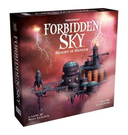 GAMEWRIGHT FORBIDDEN SKY HEIGHT OF DANGER
