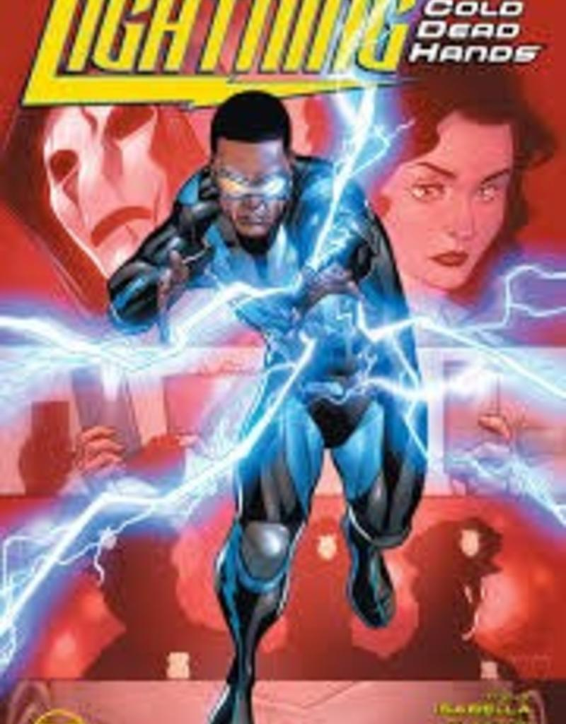 DC COMICS BLACK LIGHTNING COLD DEAD HANDS TP