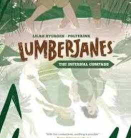 BOOM! STUDIOS LUMBERJANES ORIGINAL GN VOL 01 INFERNAL COMPASS
