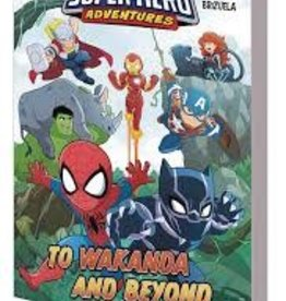 MARVEL COMICS MARVEL SUPERHERO ADVENTURES GN TP TO WAKANDA AND BEYOND
