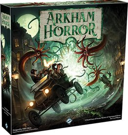 FANATASY FLIGHT GAMES ARKHAM HORROR BOARD GAME: 3RD EDITION - CORE SET