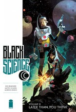 IMAGE COMICS BLACK SCIENCE TP VOL 08 LATER THAN YOU THINK
