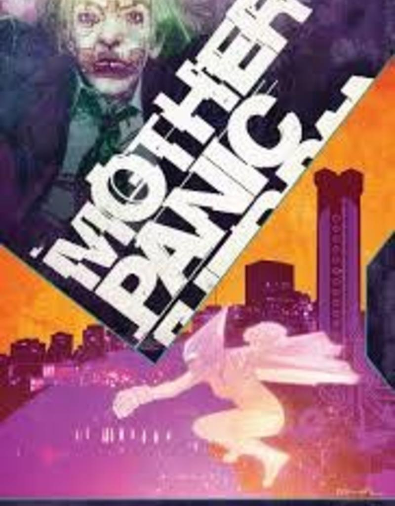 DC COMICS MOTHER PANIC GOTHAM A D TP