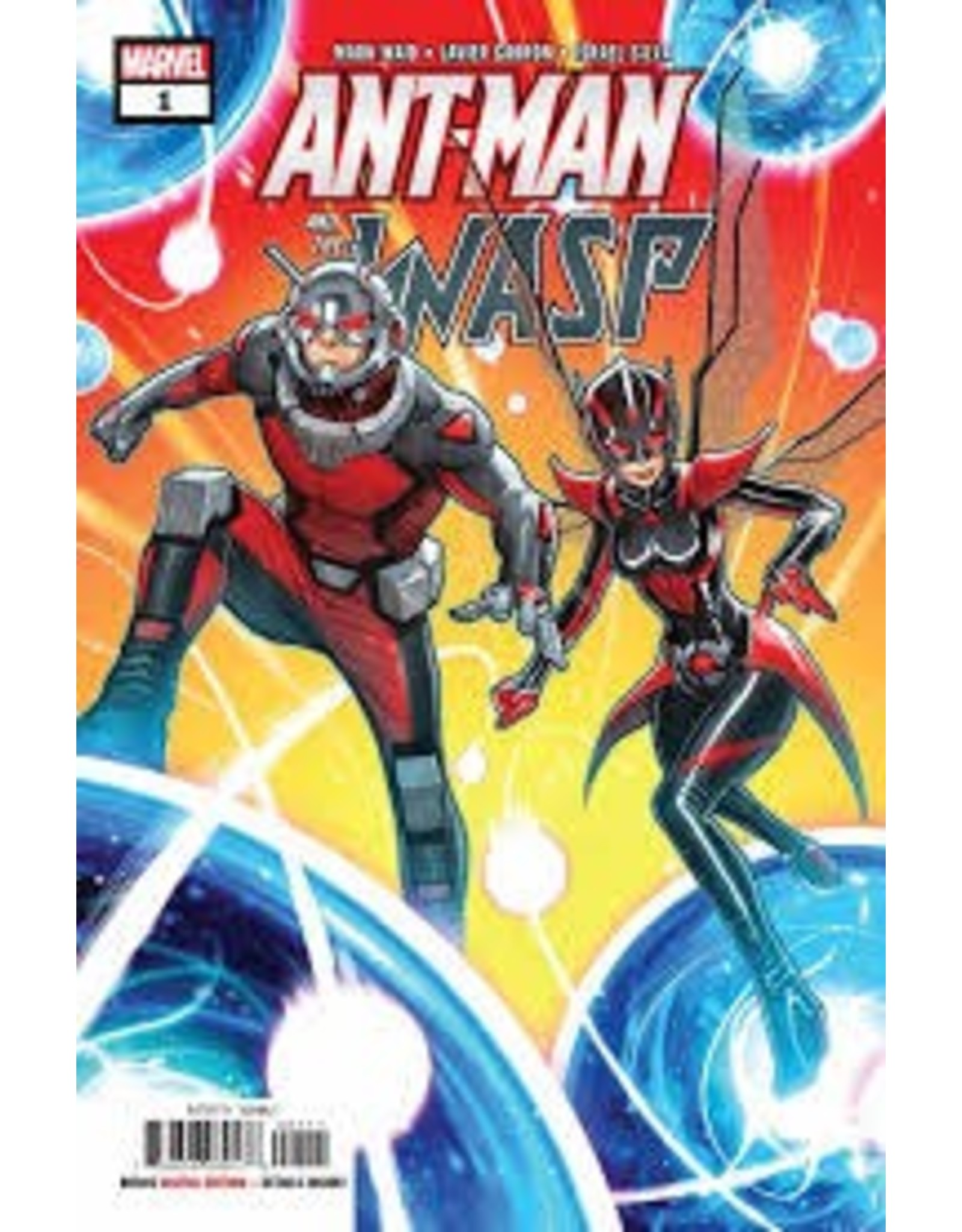 MARVEL COMICS ANT-MAN AND WASP TP LOST FOUND