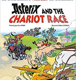 ORION ASTERIX #37 AND THE CHARIOT RACE TP