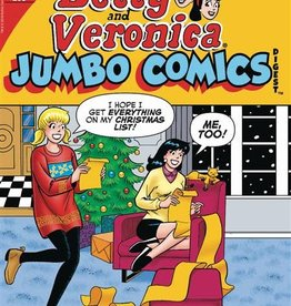ARCHIE COMIC PUBLICATIONS BETTY & VERONICA JUMBO COMICS DIGEST #268