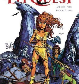 DARK HORSE COMICS COMPLETE ELFQUEST TP VOL 05