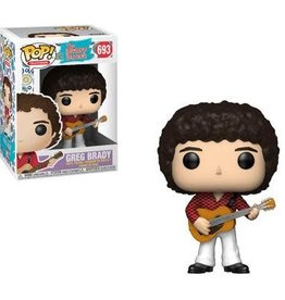FUNKO POP THE BRADY BUNCH GREG BRADY VINYL FIG