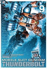 VIZ MEDIA LLC MOBILE SUIT GUNDAM THUNDERBOLT GN VOL 09